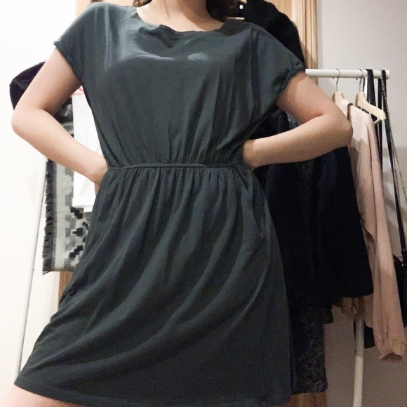 H&M Dresses & Skirts - Muted Green Dress